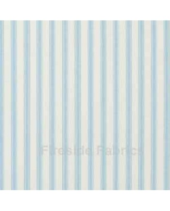 TICKING STRIPE - BLUE